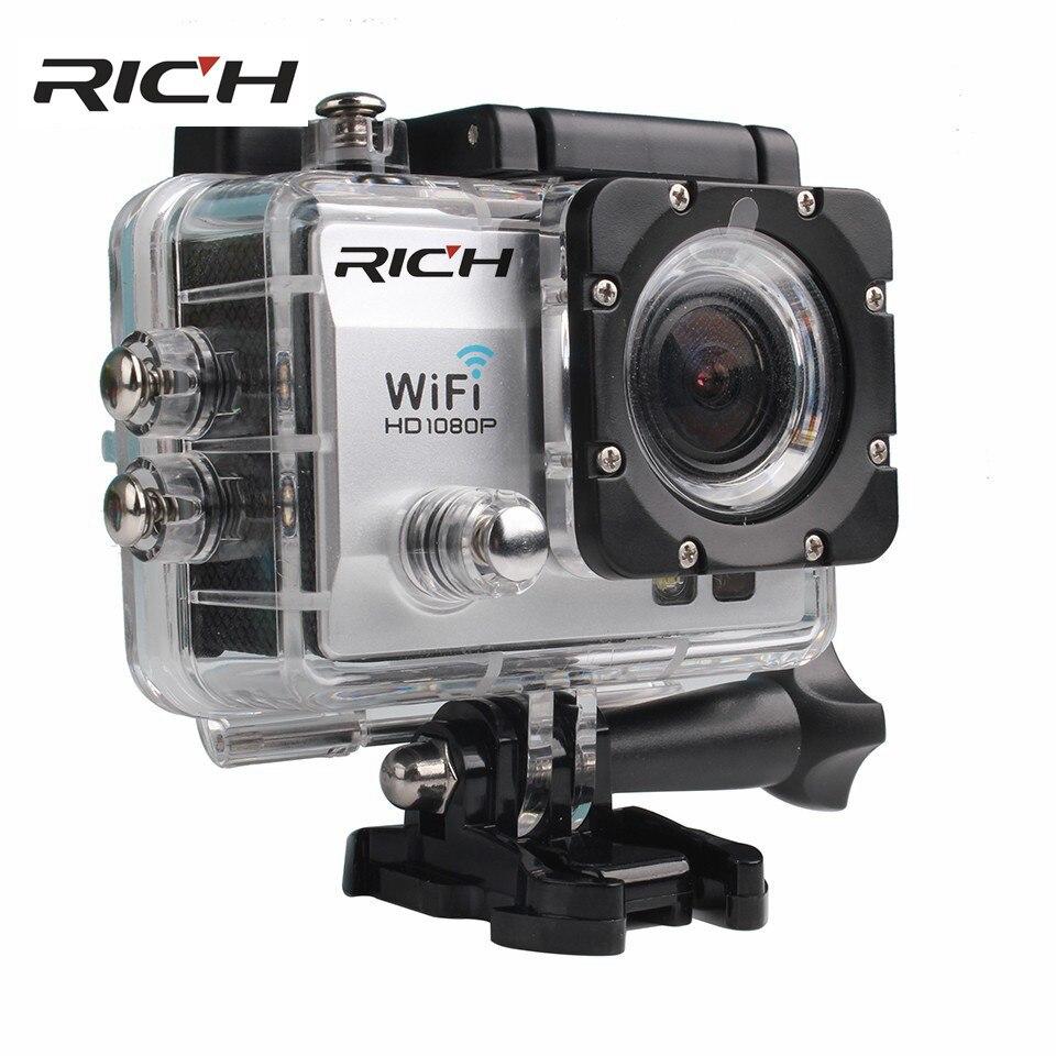 Unterhaltungselektronik Neue 4 Karat Sj8000r Ultra 2,0 Zoll Wifi Sport Dv Action Kamera Camcorder Sport Kamera Remote Fahrrad Recorder Luftaufnahmen Den Speichel Auffrischen Und Bereichern Sport & Action-videokameras