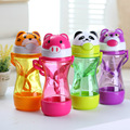 Baby Water Straw Bottles Training Cups For Children Learn Drinking With Handle/Strap Sippy No-spill Kids Sippy Cups BPA free