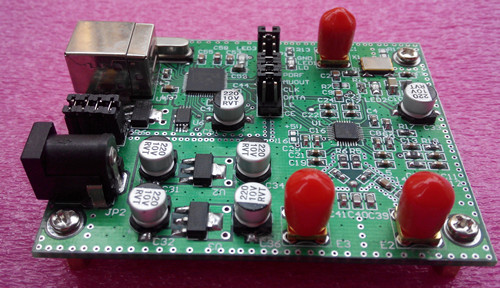 ADF4350 module ADF4351 development board 35M-4.4G RF signal source official software module xilinx xc3s500e spartan 3e fpga development evaluation board lcd1602 lcd12864 12 module open3s500e package b