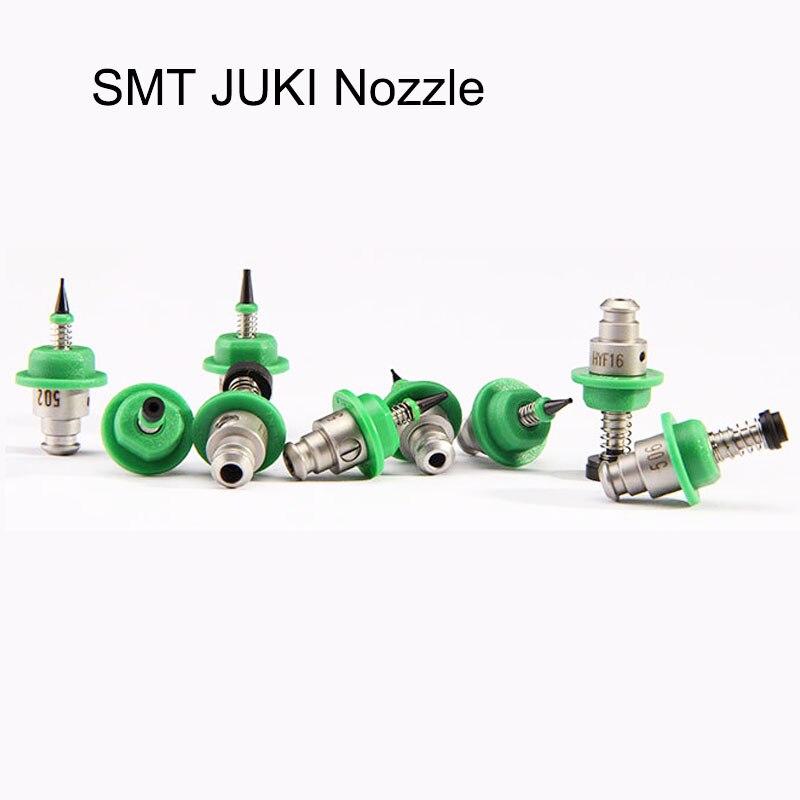 SMT Maschine Düse 500 501 502 503 504 505 506 507 508 Für JUKI KE2000 2010 2020 2030 2040 2050 2060 SMT Pick Und Ort Maschine