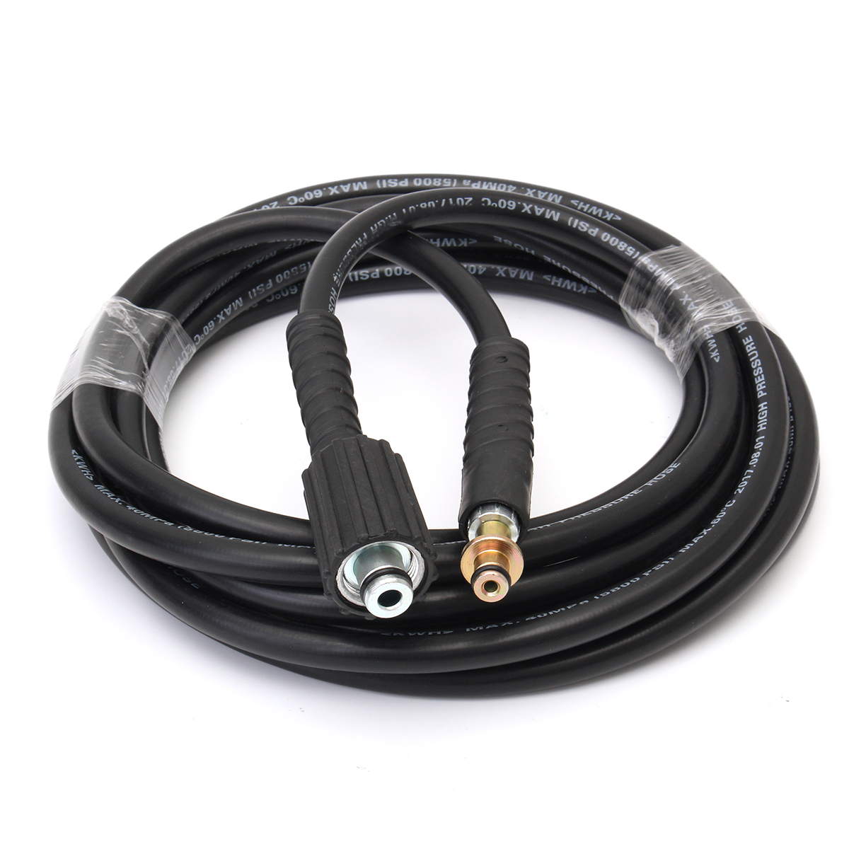 15FT/5m 2300PSI/160BAR Automatic High Pressure Hose Car Washer Replacement Cleaner For K K2 Connect With Plastic Gun