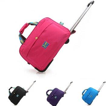 good quality trolley bag luggage travel bags  trolley travel bag trolley luggage women and men luggage & travel bags