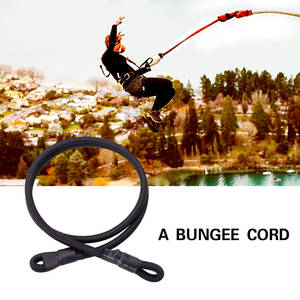 Rope-Belt Rock-Bungee 10mm Gadget-Lines Rappelling-Harness Survival-Tools Elastic Safety