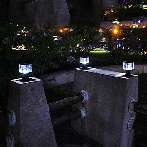 iluminacao ao ar livre lampada a prova