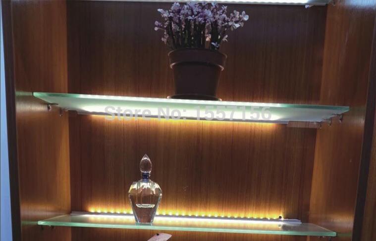 glass shelf lighting. 2015 Led Lighting For Inserting Tempered Glass Aluminum Profile Shelf Light By DHL Free Shipping ALP036-in LED Bar Lights From \u0026 On