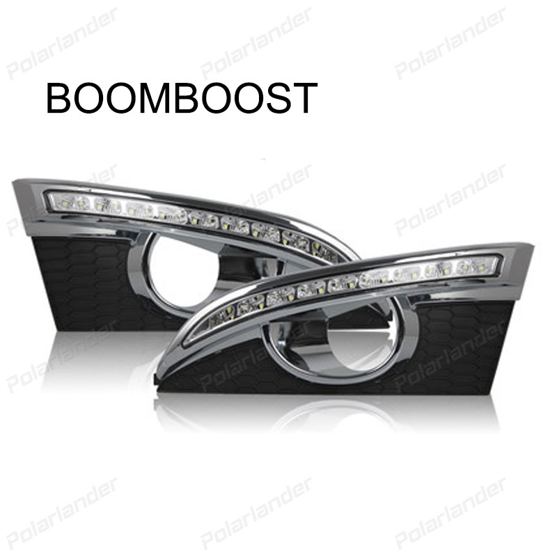BOOMBOOST For  Chevrolet Captiva 2011-2013  daytime running lights car styling auto fog lamp chevrolet captiva fl в москве
