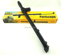 Tactical 5X Periscope Rifle Scope Air Altiscope Kleptoscope For AK rifle scope For hunter armas telescope scope