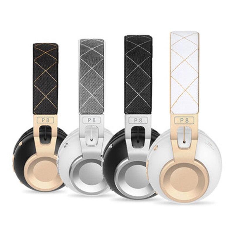 Игровые наушники, наушники для занятий спортом, Hi Fi гарнитура с низкими басами беспроводной Bluetooth ушной раковины • микрофон высокой четкост...