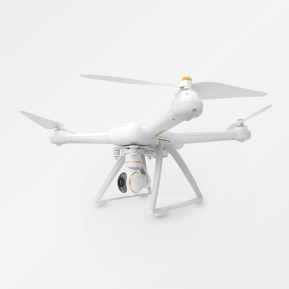 Original XIAOMI Mi Drone HD 4K WIFI FPV 5GHz Quadcopter 6 Axis Gyro 3840 x 2160p / 30fps RC Quadcopters with Pointing Flight genuine original xiaomi mi drone 4k version hd camera app rc fpv quadcopter camera drone spare parts main body accessories accs