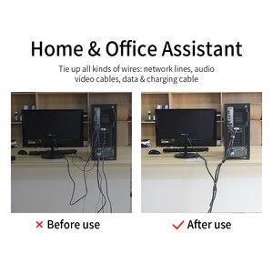 Image 4 - Органайзер для кабелей Essager, держатель для защиты наушников, зарядного устройства, проводов, шнуров, органайзер для iPhone