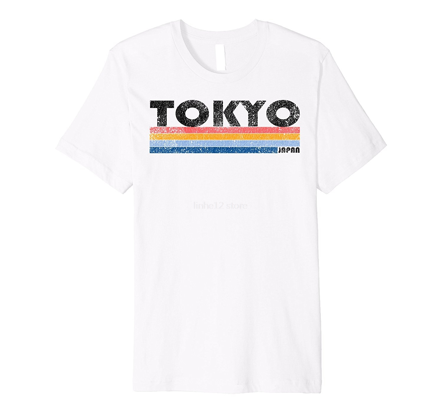 New Summer Cool Tee Shirt Premium Vintage S Style