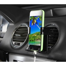 Car Air Outlet Mobile Phone Holder Car Apple