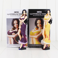 2styles 24cm One Piece Boa Hancock Figures Sexy Model Toys DXF One Piece Anime Action Aigures