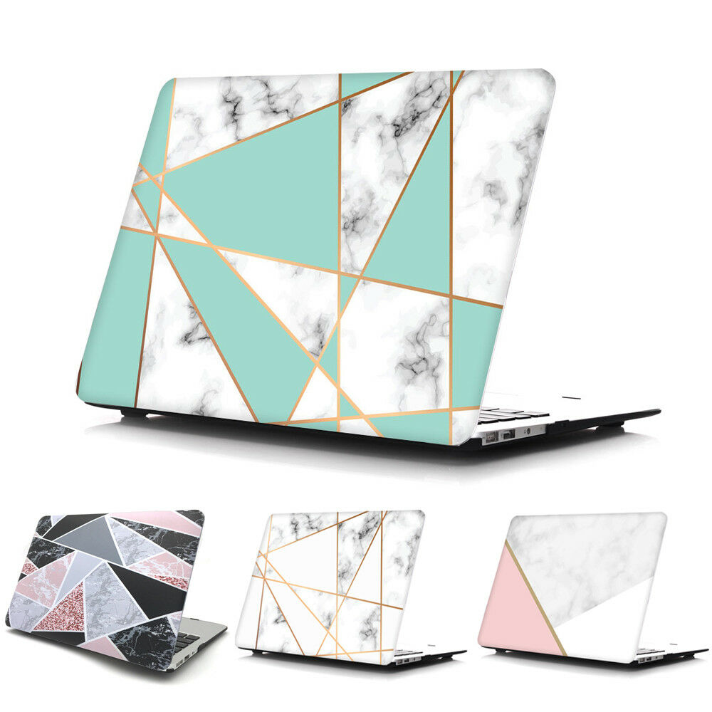 For Macbook Air 13 Case Marble Transparent Cover For Apple Mac Book Air 13 Inch A1466 Case For Macbook Air 13 Case A1932 2018