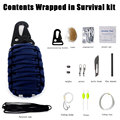 Outdoor Sports Tactical Package EDC First Aid Kit Multifunctional Survival Medical Kit