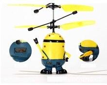 dzieci Ewellsold latający drony