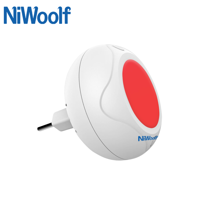 NEW! High Quality Wireless Colorful Strobe Siren 433MHz / 315MHz,  Just For GSM Alarm System