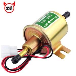 Evil energy, высококачественный дизельный бензиновый Электрический топливный насос 12 В, топливный насос низкого давления, для автомобиля, карбю...