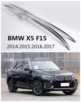 Per BMW X5 F15 2014.2015.2016.2017 Portapacchi Auto Portapacchi di Alta Qualità Nuovo Alluminio Pasta Installazione Accessori Auto