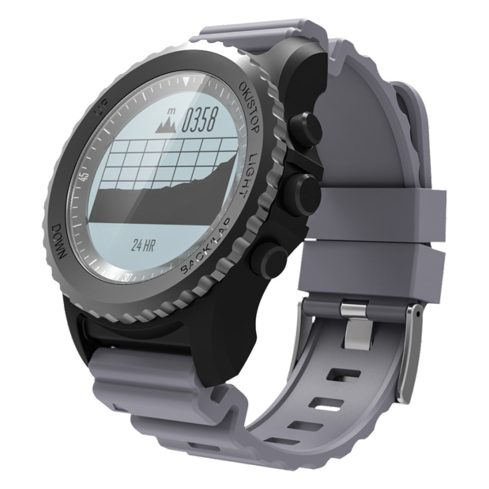 Outdoor Professional Waterproof Smart Sport Gps Watch Heart Rate Monitor Compass For Men Women Running Swimming Hiking Cycling