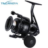 Trulinoya Full Metal 11 1BB 5 2 1 Sea Fishing Reel Good Fishing Spinning Reel For