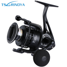 Trulinoya Full Metal 11+1BB 5.2:1 Sea Fishing Reel Good Fishing Spinning Reel For Saltwater Fishing TSP 4000 5000 Series