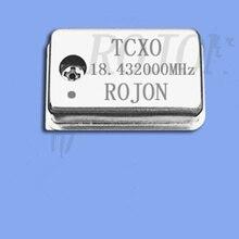 1 шт. Высокая стабильность TCXO 18,816 МГц 18,432 МГц 37,5 МГц 15,6 МГц 4,5 МГц 39,2 МГц 37,5 МГц 40,92 МГц 22,625 МГц 0.1ppm кварцевый генератор