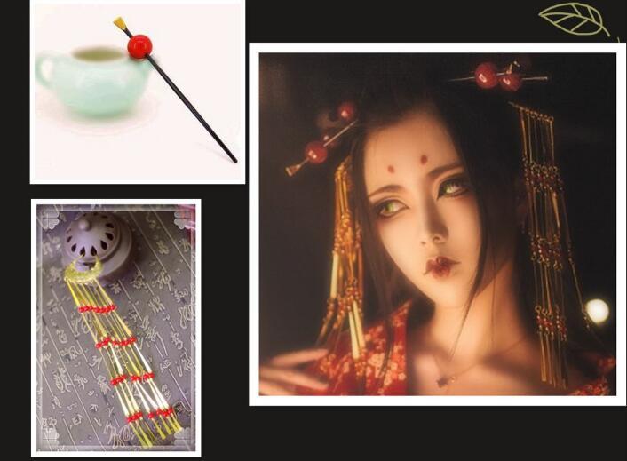 Kimono japonais 4 couleurs accessoire Cosplay Costume ventilateur danse Performance Kimono ventilateur