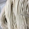 Tira de borracha de vedação de espuma de silicone Redonda dia1 1.5 2 3 4 5 6 7 8 9 10 mm Oring linha cabo de Espuma de moldagem de borracha amortecedor à prova d' água