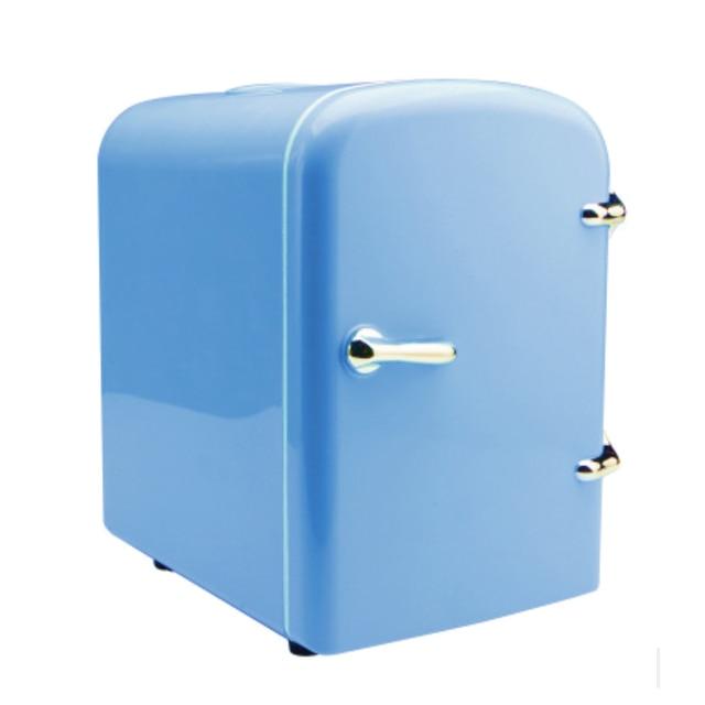 Olyair retro kühlschrank mini auto kühlschrank tragbare kühlschrank ...