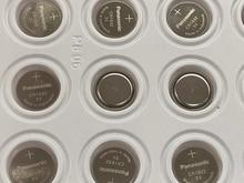 40pcs/lot Panasonic CR1632 CR 1632 DL1632 3V Lithium Batteries Cell Button Coin Battery