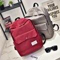 Новые рюкзаки для подростков Студент Колледжа модные школьные сумки для девочек-подростков качество ноутбук рюкзак женщины назад сумки