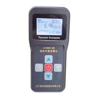 Radiation Instruments LK3600 Nuclear Radiation Detector Personal Dosimeter Alarm English Version Radiation Measurement Alarm