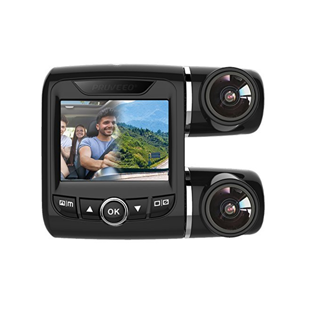 2 inch LCD Screen Driving Recorder Car DVR 1080P WIFI Camera Video Dash Cam Night Vision DVR Camcorder HD Driving Recorder