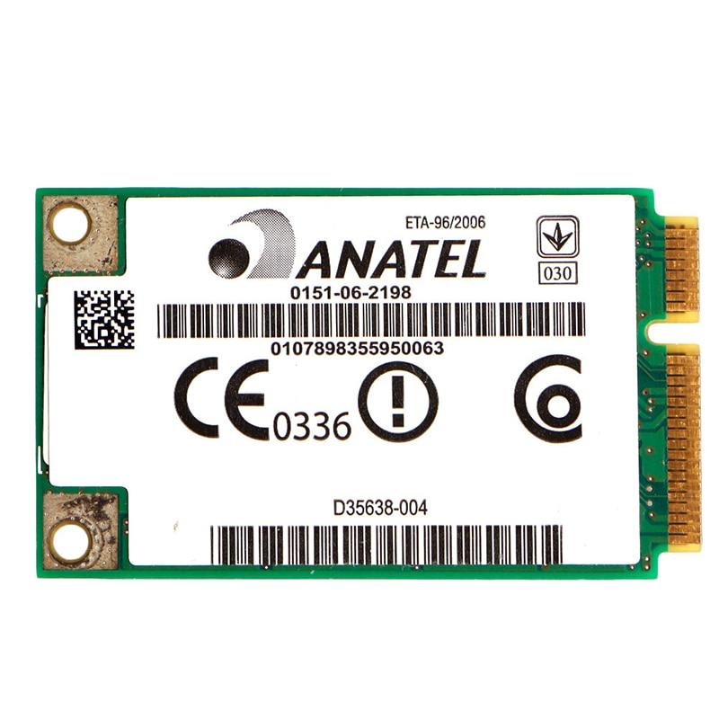 Networking Sierra Mc8775 Fru:42t0931 2g 3g Hspa Gsm Gprs Edge Mini Pcie Wifi Wireless Wlan Card For Ibm Thinkpad X60 T60 X61t T61 R61
