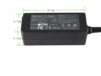 19 V 2 37A 45 W laptop AC zasilacz ładowarka do Asus UX21A UX31A UX32A UX32V UX32VD UX21A-DB5x UX21A-1AK1 4 0mm * 1 35mm tanie i dobre opinie VHBW Dla asus Power Cord Excluded 19V 2 37A 45W 100-240v Not included due to high shipping cost Direct charge