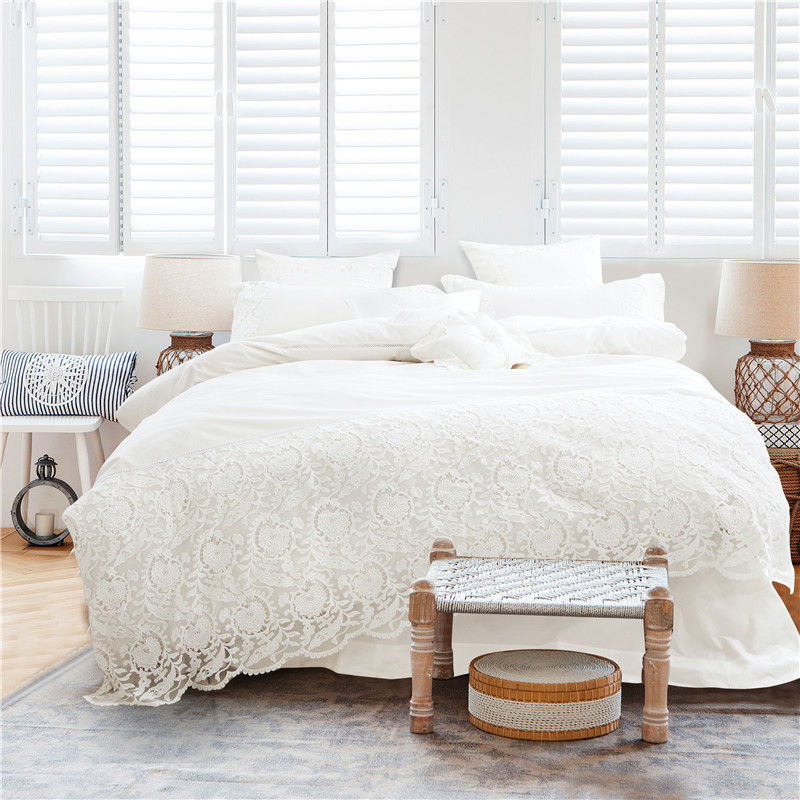 Off White King Bedding