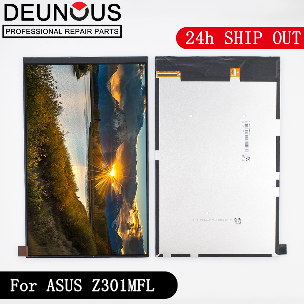 New 10.1'' Inch Lcd Display Screen For ASUS ZenPad 10 Z301M Z301ML Z301MFL P028 P00L Z300M P00C Replacement Parts NV101WUM-N52
