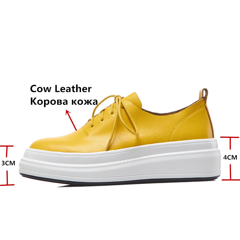 FEDONAS Women Loafers Soft Lace Up Genuine Leather Flats Shoes Woman Solid Casual Breathable Shoe For Mother Platform Shoes