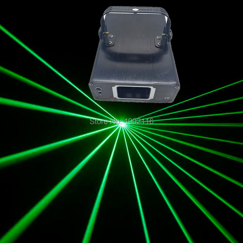 100mw Green  Laser Stage Lighting Effect DMX512 Scanner Stage Light Laser Projector DJ Disco Party Show Lights linear Laser Beam 270mw full color laser lighting dmx sound auto dj disco club party stage light