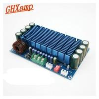 GHXAMP TDA7850 4x50W Car Speaker Amplifier Digital amplifier Audio board 4 Channel 2 Channel ACC DIY High end Car AMP DC12V