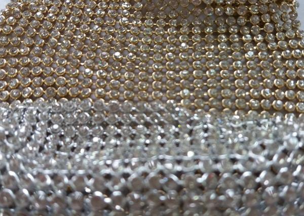 Pretty Bling Bling Glitter 22x20cm Full Rhienstone Metal
