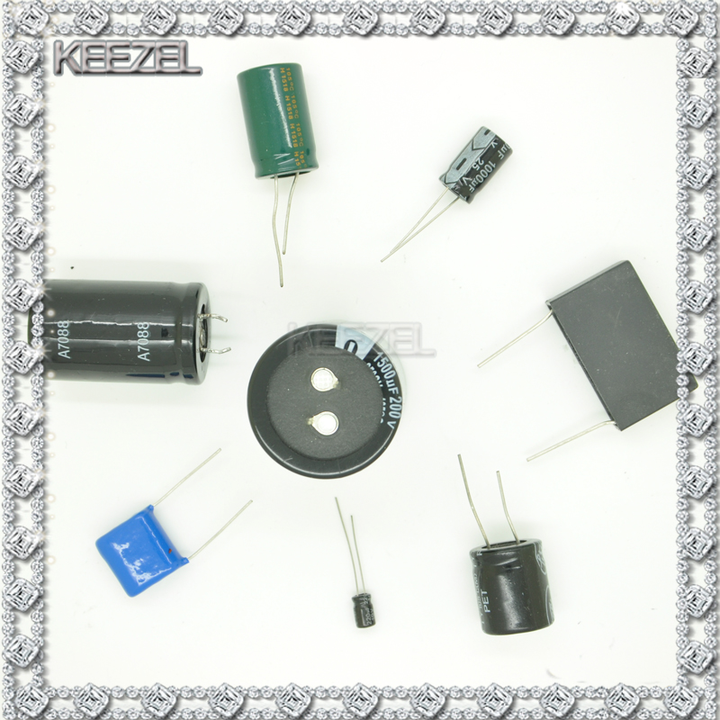 Free shipping. SE series <font><b>220uF</b></font> / <font><b>50V</b></font> axial electrolytic capacitors image