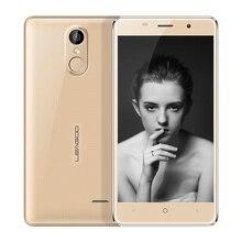 Leagoo M5 Teléfono Móvil Celular Original 5.0 pulgadas 3G WCDMA Android 6.0 2 GB + 16 GB MTK6580 Quad A de Huellas Dactilares núcleo Gorilla Glass 2.5D