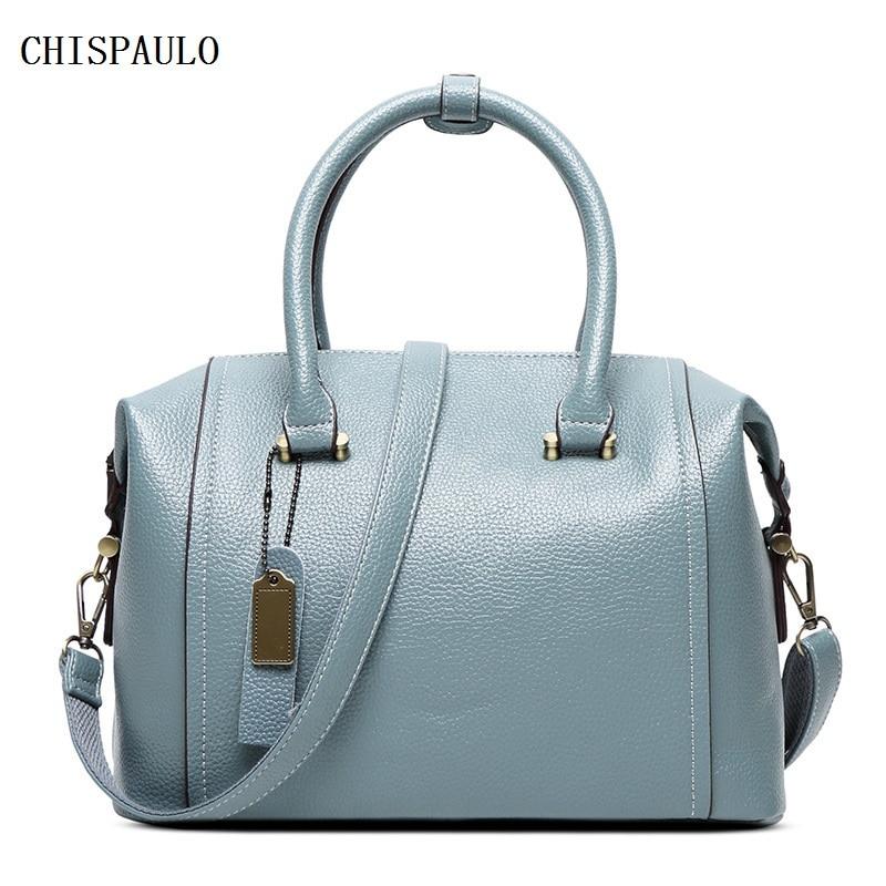 CHISPAULO Woman Bag 2017 დიზაინერი - ჩანთები - ფოტო 2