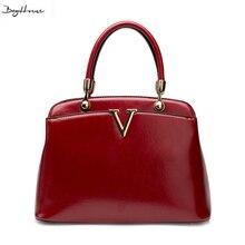 Luxury designer female Top-handle bags vintage leather messenger bag famous brand women shoulder bags 2016 shop online handbags