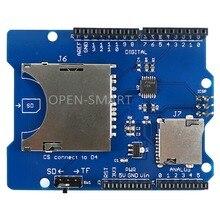 SD Card Shield SD Card Read and Write module MicroSD / TF Card Extension Board for Arduino