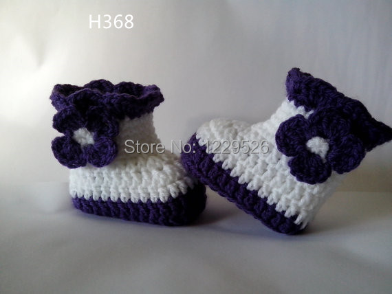 Håndlavet, Super Soft OG WARM Baby Booties 2014 Ny model