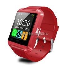 Bluetooth u80 smart watch android mtk smartwatchs für samsung s4/note 2/note3 htc xiaomi für android telefon pk u8 gt08 dz09