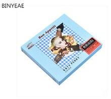 2018 Direct Selling Real Saco de Pvc Rígido Binyeae; Katie Perry Rugido de Singles/+ Música Álbum Contou Com Os Discos de Cd Do Carro Popular 3cd